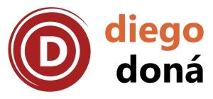Logotipo diego doná v2