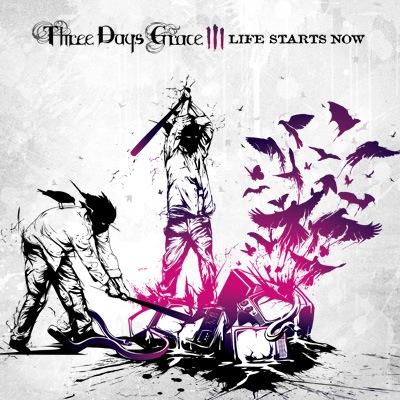 Life Starts Now - a capa do novo album do 3DG